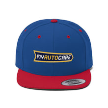Load image into Gallery viewer, My Auto Care Flat Bill Hat