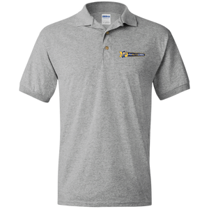 My Auto Care Gildan Jersey Polo Shirt