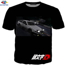 Load image into Gallery viewer, INITIAL D T-SHIRTS