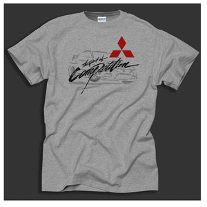 Lancer Evo Spirit of Competition T-Shirt