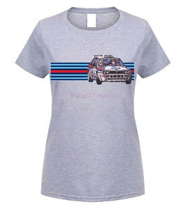Martini Lancia Rally T-Shirt