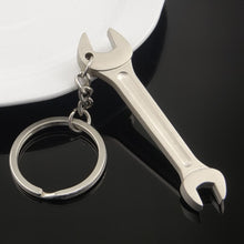 Load image into Gallery viewer, Zinc Alloy Tool   Wrench, Screw Driver, Plyers, Hammer Key Chain