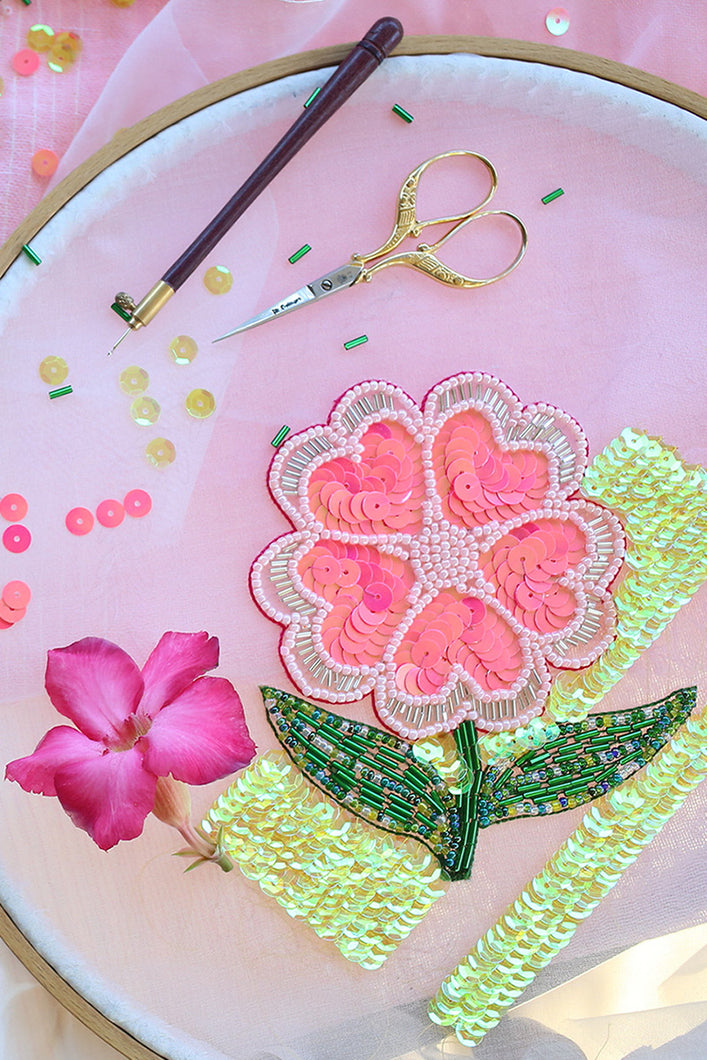 Beginner Tambour Embroidery Intensive - Stage 2