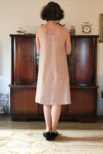 1960's Style Silk Cotton Dress Slip Made to Order