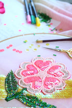 Beginner Tambour Embroidery Intensive Group Class - Stage 1 & 2