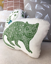 Load image into Gallery viewer, Decorative quoll softie cushion