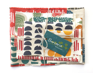 Organic fabric bundle – mix-up