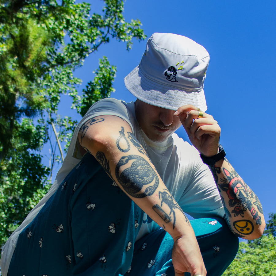 Unisex | MD x Das Kapital | Bucket Hat - Mad Dogs Clothing