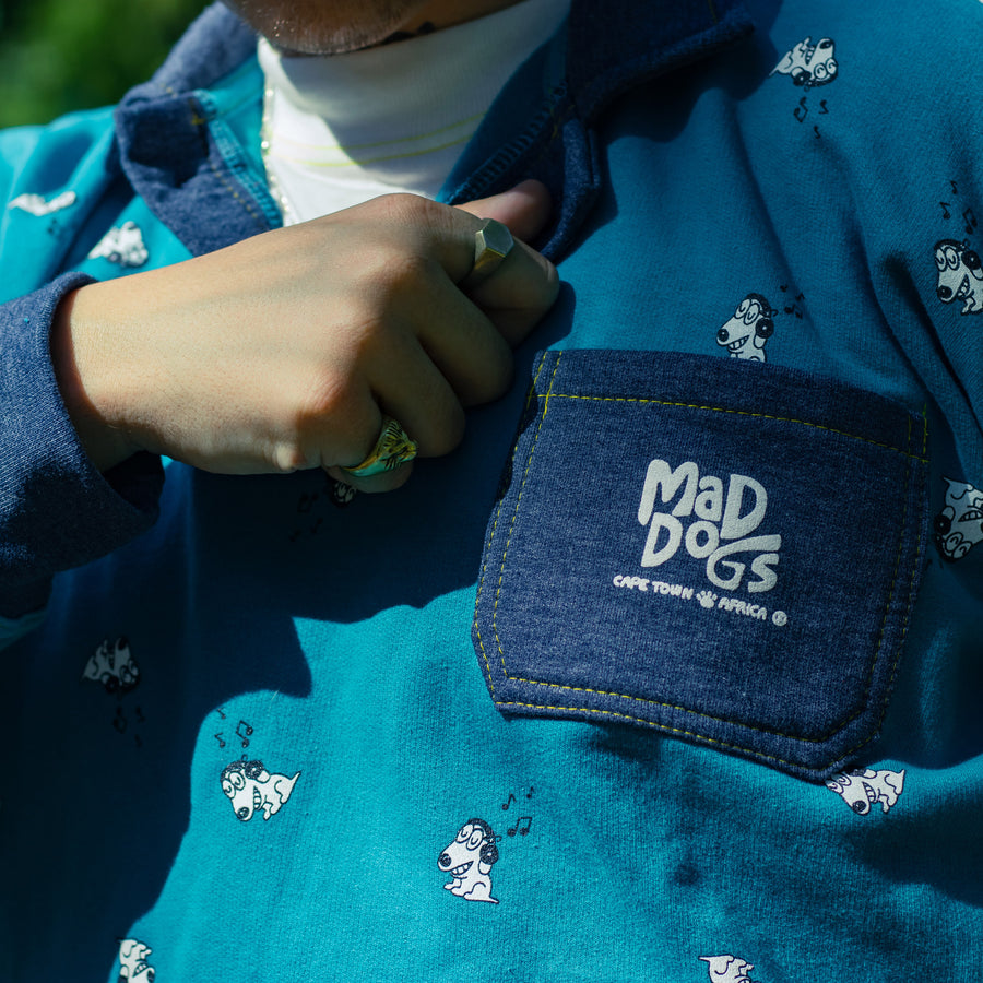 Unisex | MD x Das Kapital | Retro Jersey - Mad Dogs Clothing