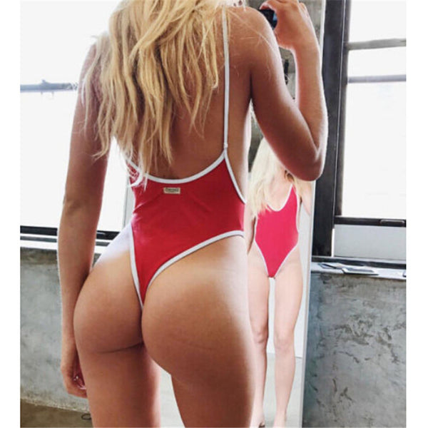 Bikini One Piece Bodysuit