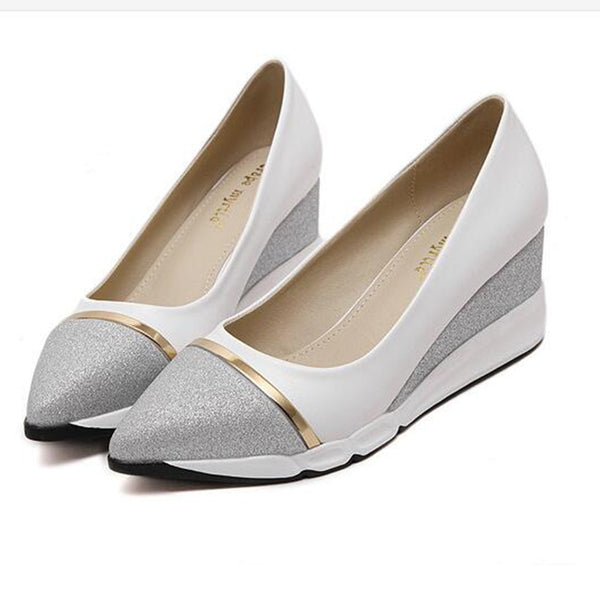Slip-on Shoes Pointed