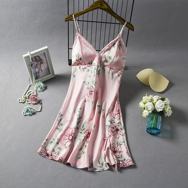 Summer Nightdress Flowers