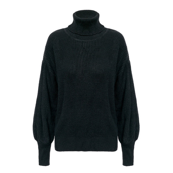 Turtleneck Fashion Sweater