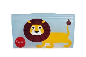 lion snack bag (2 Pack)