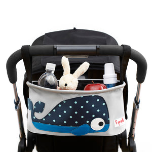 whale stroller organizer - 3 Sprouts - 2