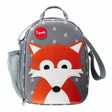 fox lunch bag
