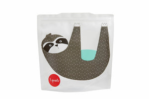 sloth sandwich bag (2 Pack)
