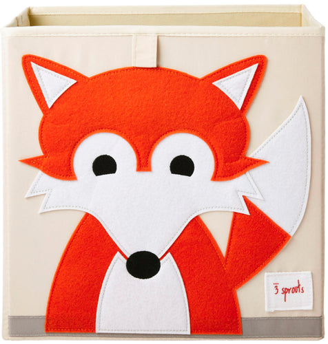 fox storage box