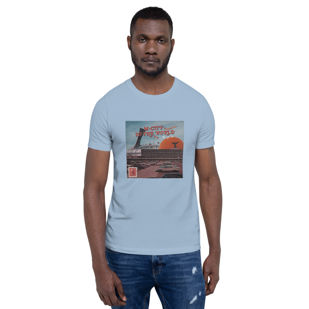 MCTW Short-Sleeve Unisex T-Shirt