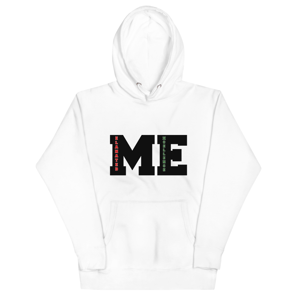 Melanated Excellence Unisex Hoodie