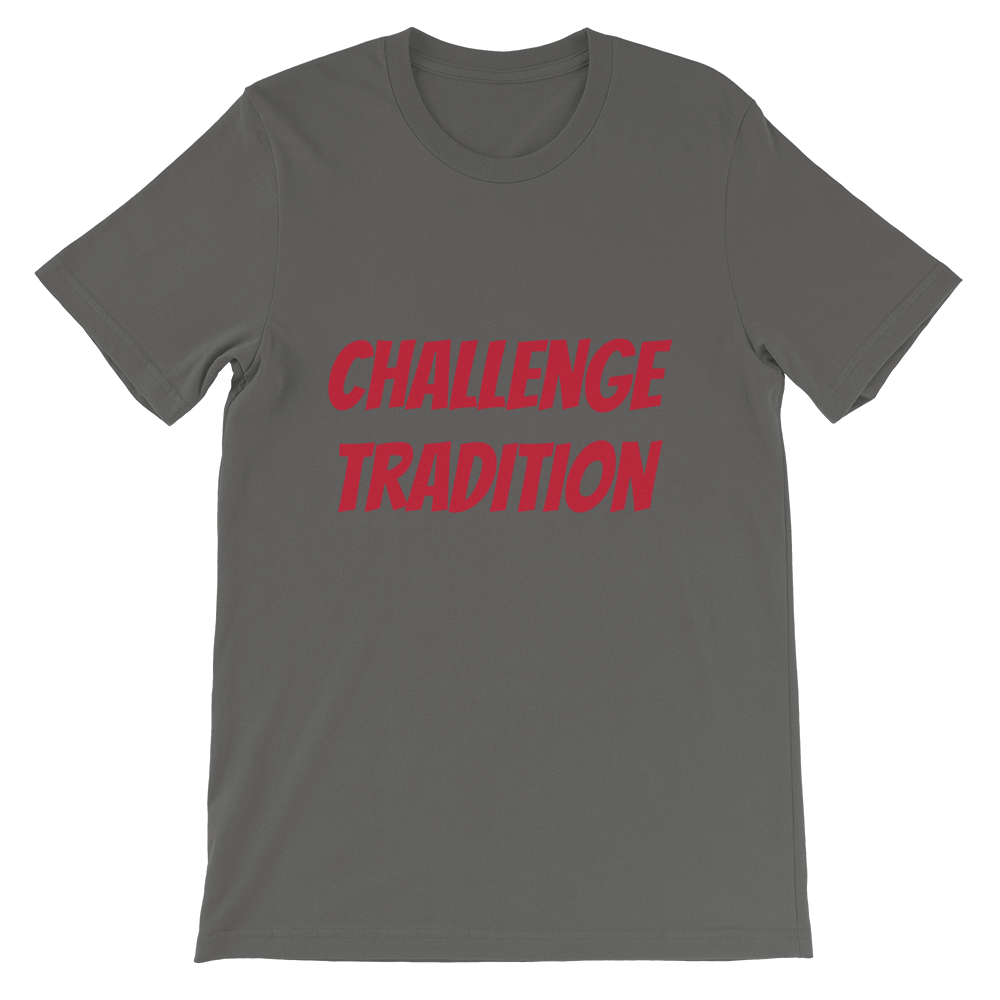Challenge Tradition Short-Sleeve Unisex T-Shirt