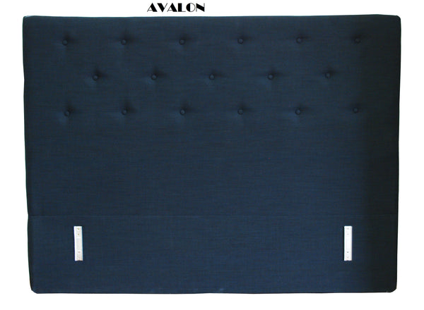 Avalon Custom Upholstered Bedhead