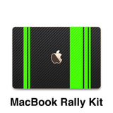 MacBook Rally Kit Skins