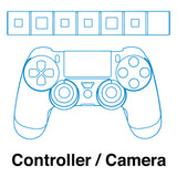PS4 Controller & Camera Skins