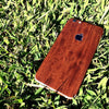 iPhone 6 Plus / 6S Plus Skin - Dark Wood - iCarbons - 2