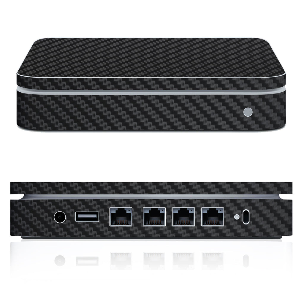 Airport Extreme Skin (2007 - Mid 2013) - Black Carbon Fiber - iCarbons