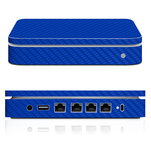 Airport Extreme Skin (2007 - Mid 2013) - Blue Carbon Fiber - iCarbons