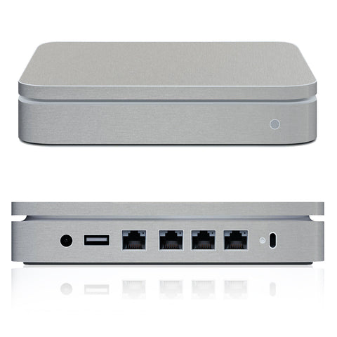 Airport Extreme Skin (2007 - Mid 2013) - Brushed Aluminum - iCarbons