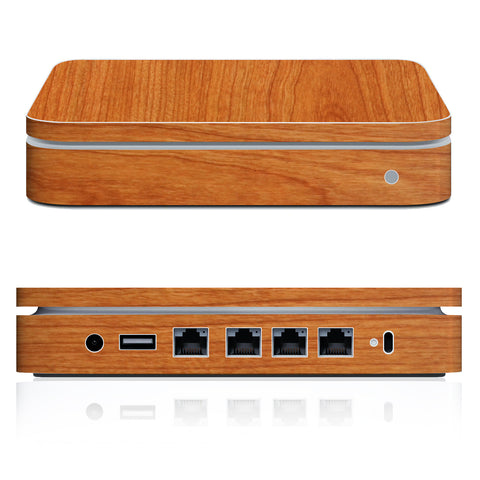 Airport Extreme Skin (2007 - Mid 2013) - Light Wood - iCarbons