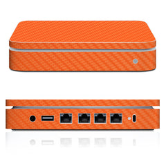 Airport Extreme Skin (2007 - Mid 2013) - Orange Carbon Fiber