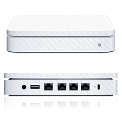 Airport Extreme Skin (2007 - Mid 2013) - White Carbon Fiber