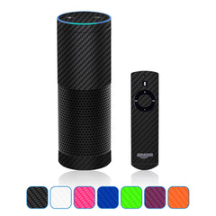 Amazon Echo Skins - Carbon Fiber