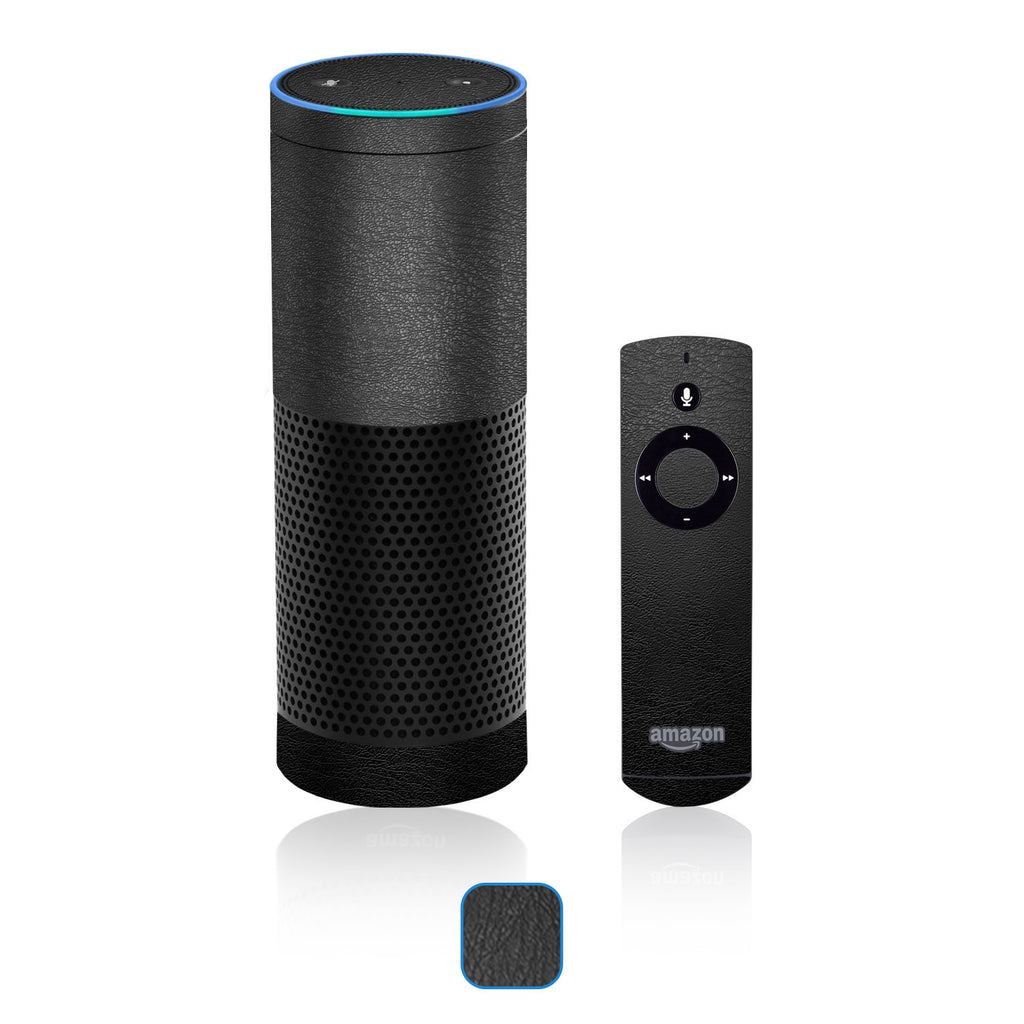 Amazon Echo Skins - Leather - iCarbons - 1