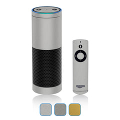 Amazon Echo Skins - Brushed Metal
