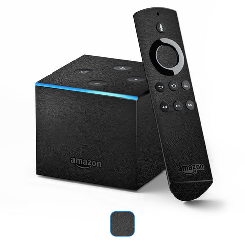 Amazon Fire TV CUBE Skins - Leather