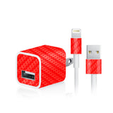 Apple Charger Skin - 3 Pack - iCarbons - 3