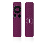 Apple Remote Skins - Carbon Fiber
