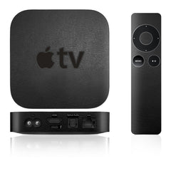 Apple TV Skins - 2nd & 3rd Gen - Leather