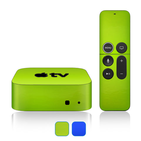 Apple TV 4K Green