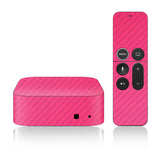 Apple TV 4K Skins - 5th Gen - Carbon Fiber