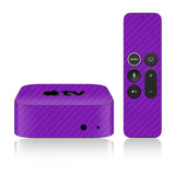 Apple TV 4K Purple