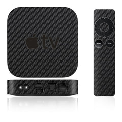 Apple TV Skins - 2nd & 3rd Gen - Carbon Fiber