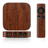 Apple TV Skins - 2nd & 3rd Gen - Wood Grain - iCarbons - 3