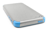 iPhone 5C Skins - Brushed Metal - iCarbons - 10