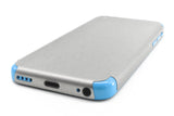 iPhone 5C Skins - Brushed Metal - iCarbons - 8