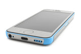 iPhone 5C Skins - Brushed Metal - iCarbons - 9